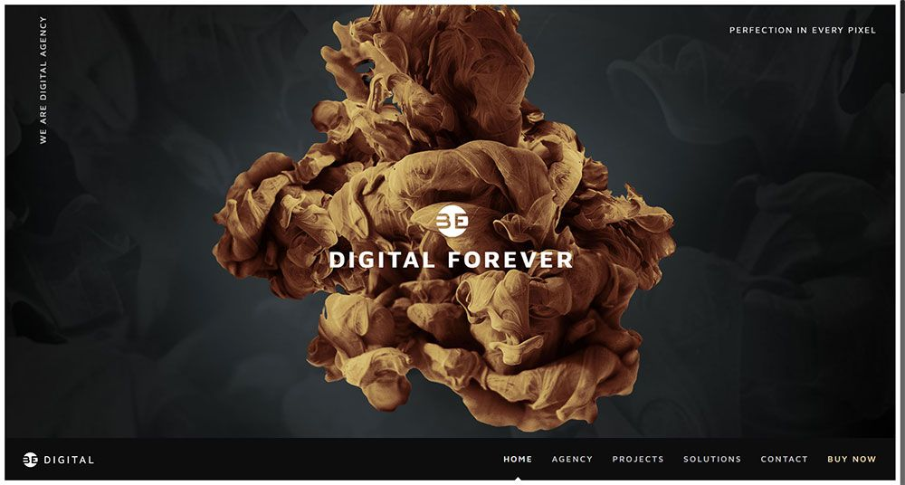 Digital Three Ways to Keep Your Web Design Clients Happy Next Year - be theme 03 - Three Ways to Keep Your Web Design Clients Happy Next Year