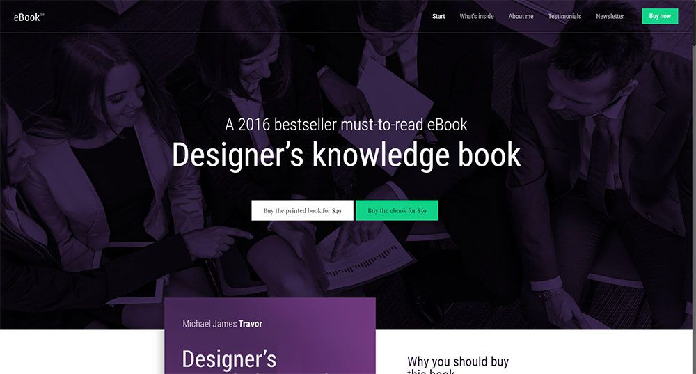 Ebook Three Ways to Keep Your Web Design Clients Happy Next Year - be theme 06 - Three Ways to Keep Your Web Design Clients Happy Next Year