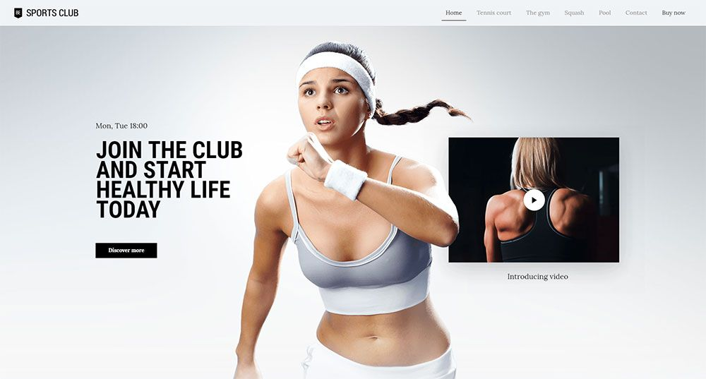 SportsClub Three Ways to Keep Your Web Design Clients Happy Next Year - be theme 15 - Three Ways to Keep Your Web Design Clients Happy Next Year