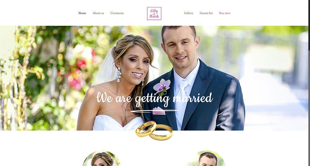 Wedding 2 Three Ways to Keep Your Web Design Clients Happy Next Year - be theme 16 - Three Ways to Keep Your Web Design Clients Happy Next Year