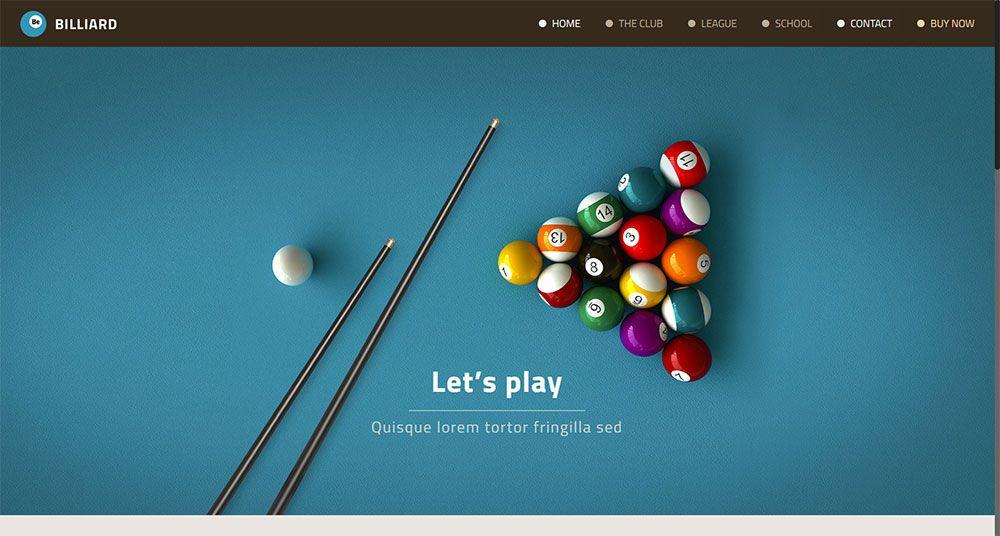 Billiard Three Ways to Keep Your Web Design Clients Happy Next Year - be theme 18 - Three Ways to Keep Your Web Design Clients Happy Next Year