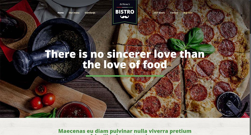 Bistro Three Ways to Keep Your Web Design Clients Happy Next Year - be theme 20 - Three Ways to Keep Your Web Design Clients Happy Next Year