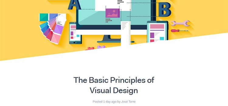 The Basic Principles of Visual Design