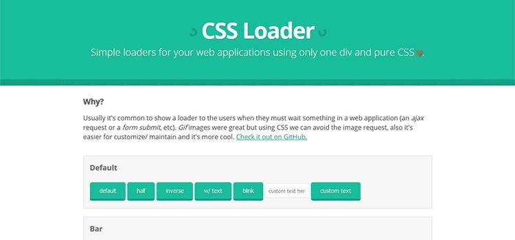 CSS Loader
