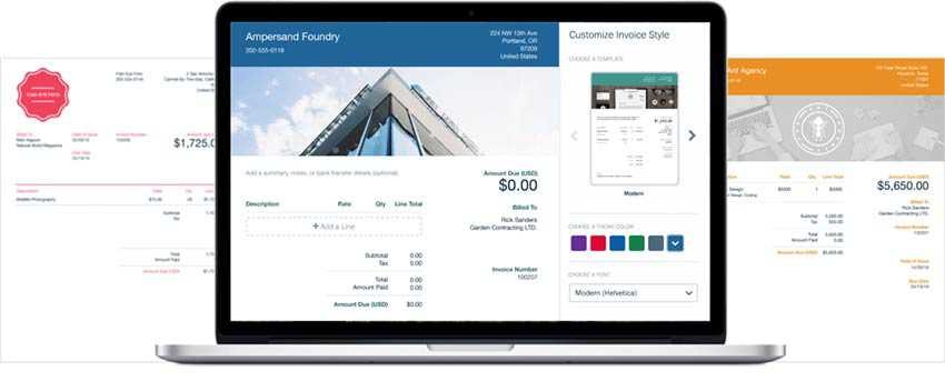 FreshBooks Invoicing  - freshbooks review 02 - FreshBooks Helps You Manage Business Finances with Ease