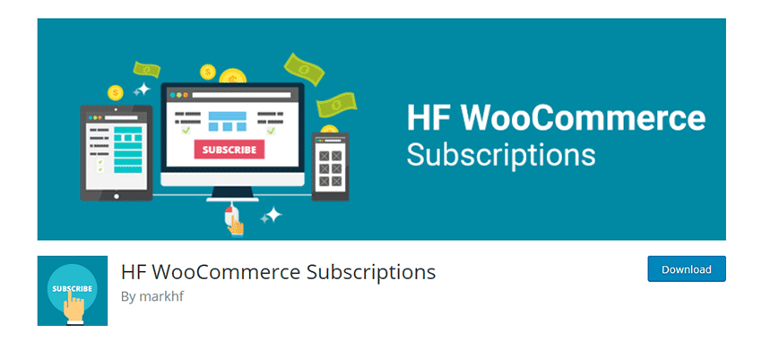 HF WooCommerce Subscriptions