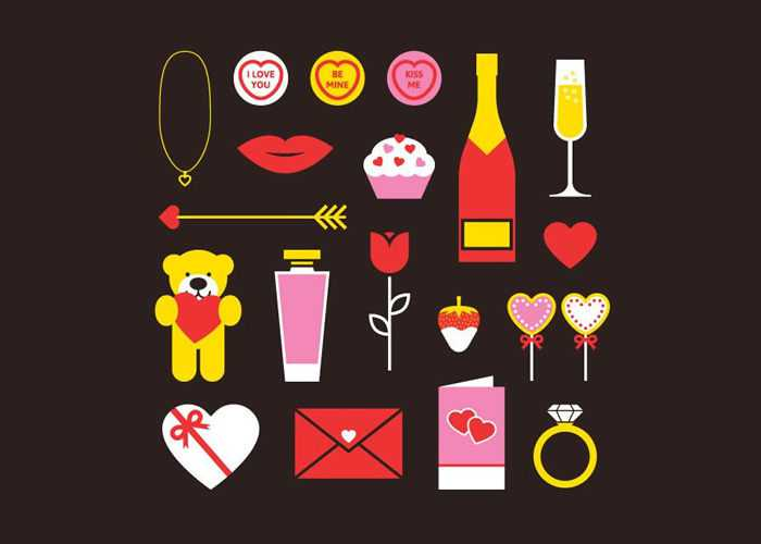 Freebie: Valentine's Day Vector Pack