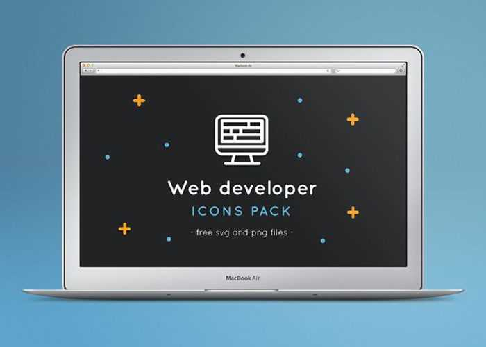 The Free Web Interface Icon Set for UI Designers (70 Icons, SVG & PNG)