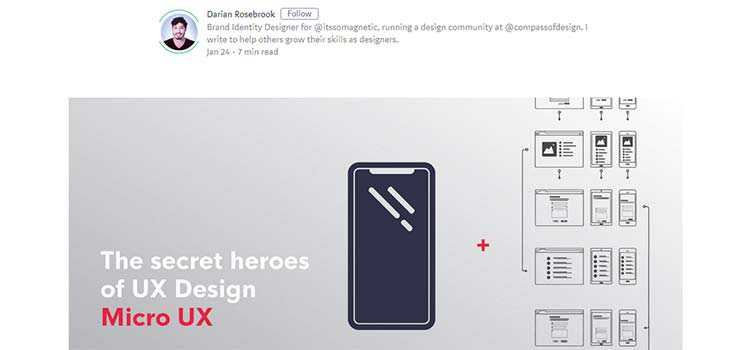 The secret heroes of UX Design