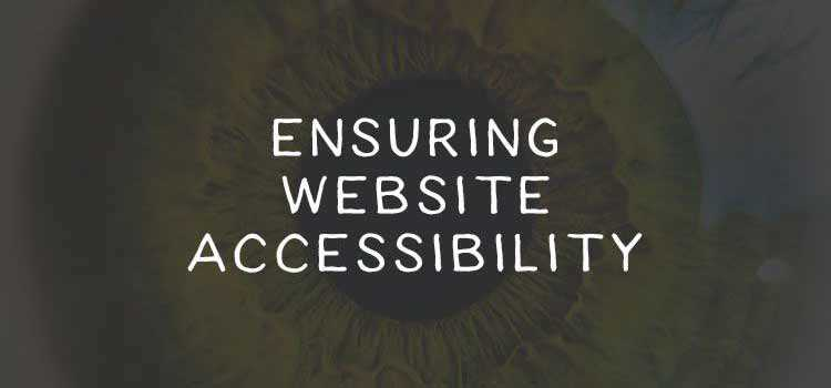 The Challenges Web Designers Face in Ensuring Website Accessibility