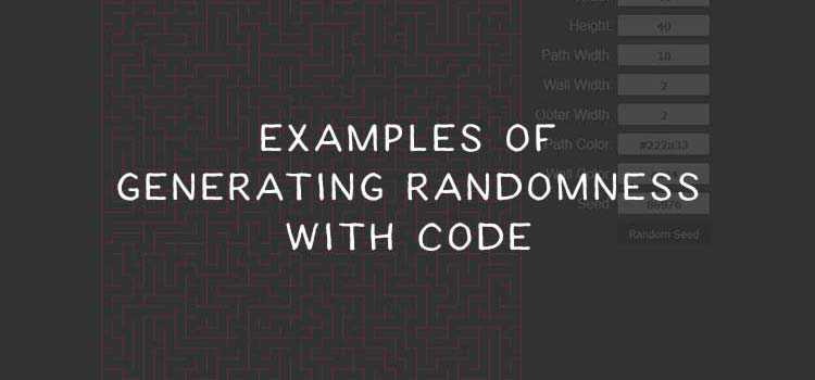 10 Examples of Generating Randomness with Code