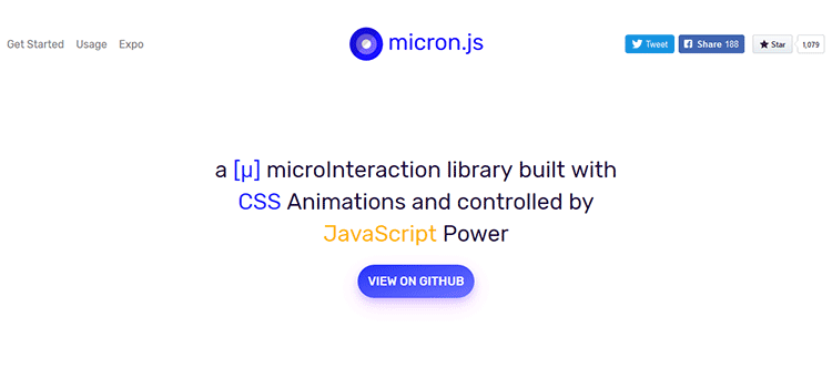 Micron.js  - weekly news for designers jan 28 09 - Weekly News for Designers № 421