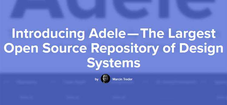 Introducing Adele  - weekly news for designers jan 28 14 - Weekly News for Designers № 421