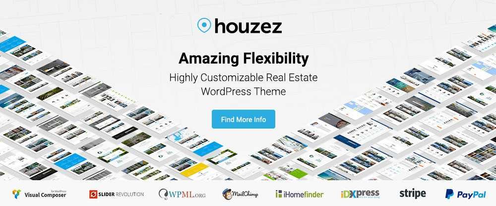 Houzez  - wordpress themes 2018 08 - 10 of the Best WordPress Themes for 2018 Sponsored