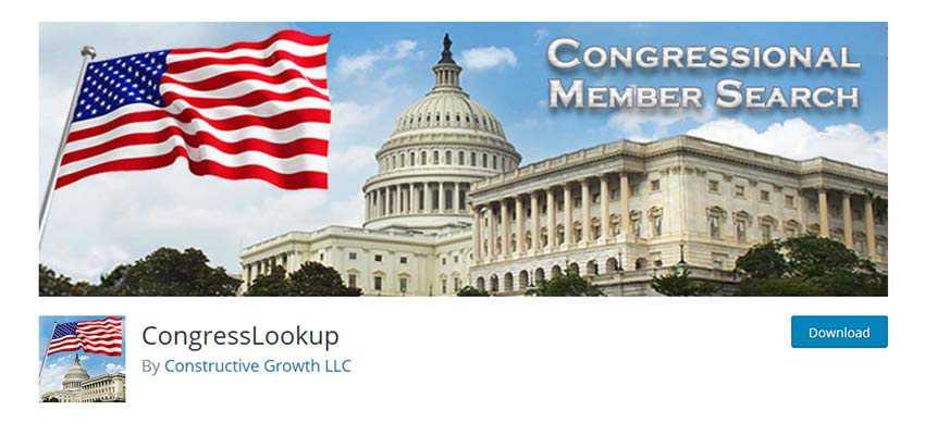 CongressLookup