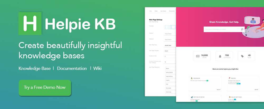 Helpie Knowledge Base Plugin  - wp extend plugins 2018 07 - Extend Your WP Functionality with The Best WordPress Plugins for 2018