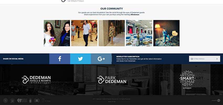 Dedeman Hotels & Resorts International