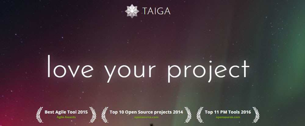Taiga productivity tools