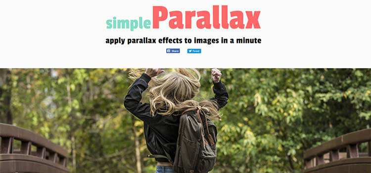 simpleParallax  - weekly news for designers march 11 12 - Weekly News for Designers № 427