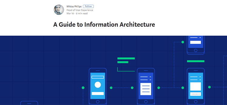 A Guide to Information Architecture