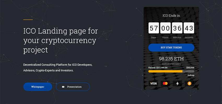ICO Launch Countdown