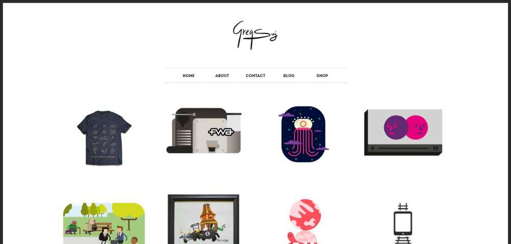 Top 50 Inspirational & Creative Personal Portfolio Websites @OC33