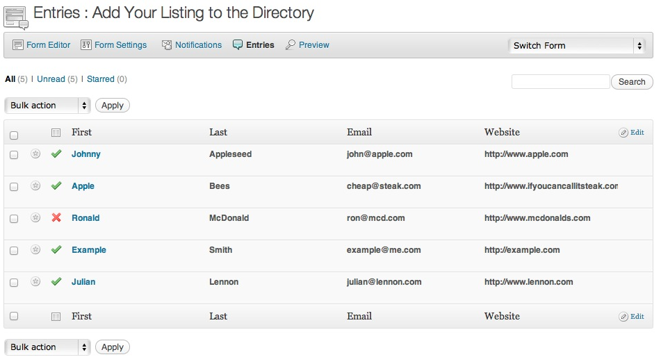 Listify WordPress Directory Plugin Theme