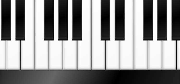 CSS Resources Free Piano Keyboard