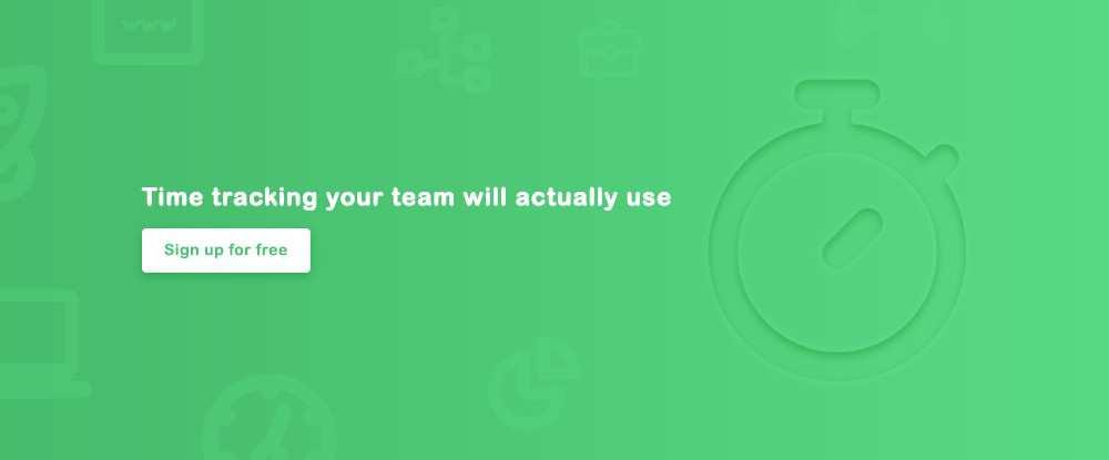 TimeCamp Best Invoicing Time Management Apps 2018