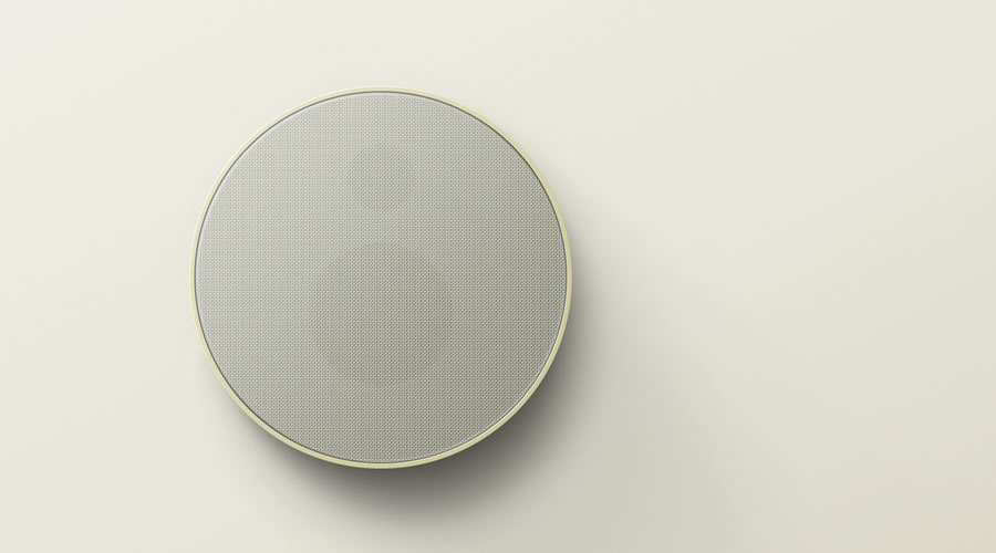 illustrated inspired Braun Speaker