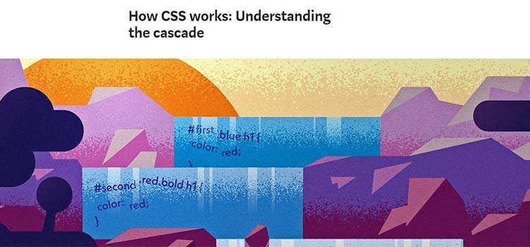 How CSS works: Understanding the cascade
