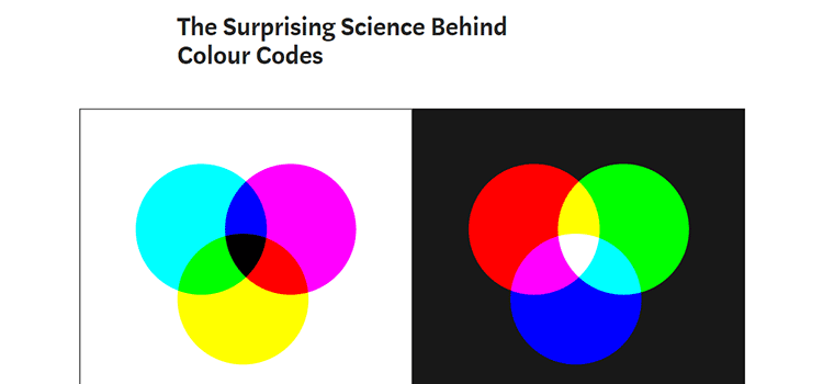 The Surprising Science Behind Colour Codes