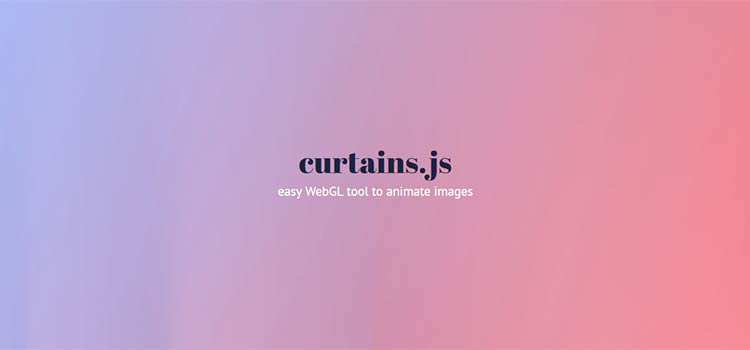 curtains.js