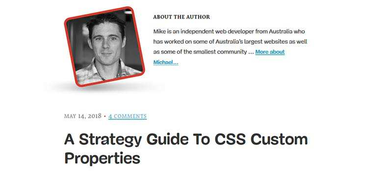 A Strategy Guide To CSS Custom Properties