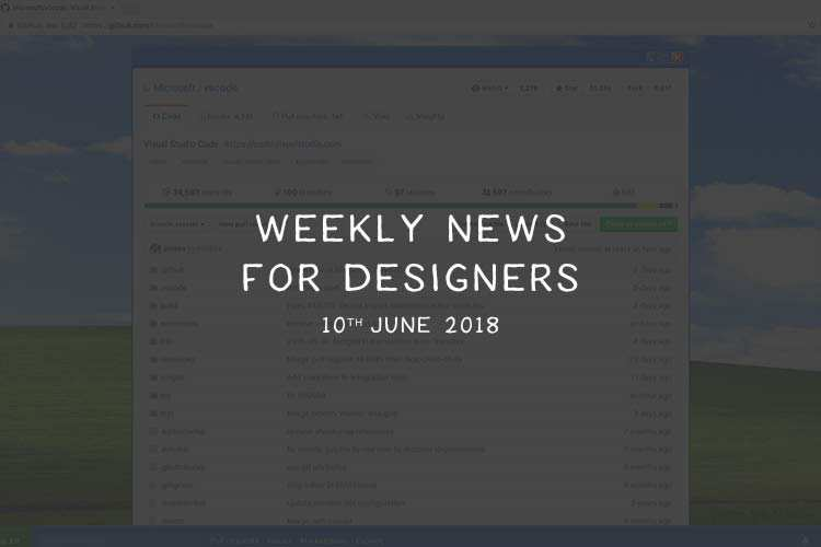 Weekly News for Designers № 440