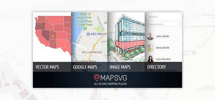 MapSVG Brings Incredibly Powerful and Flexible Maps to WordPress