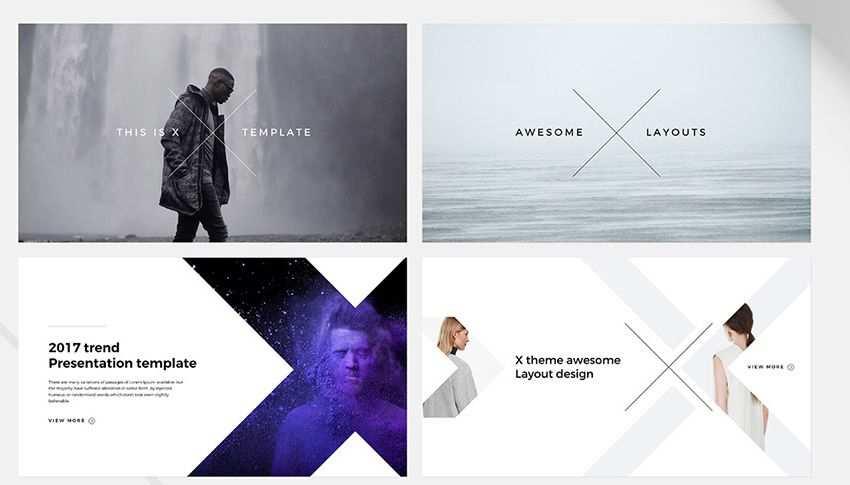x free keynote templates creative designer