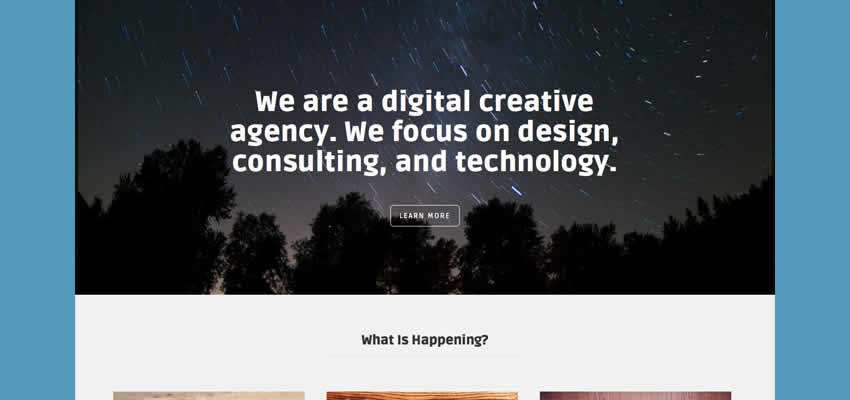 Marco stylish one-page theme ideal portfolio free creative freelancers bootstrap