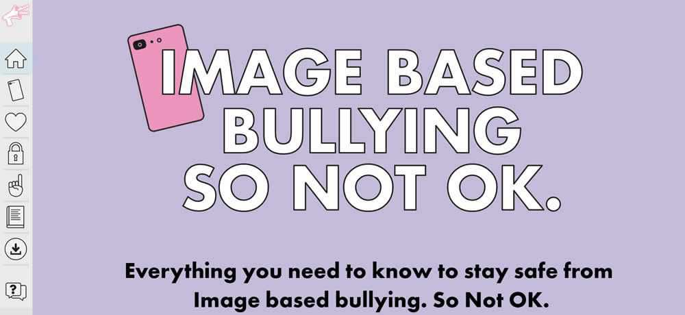 Parallax Scrolling Web Design Inspiration Image Based Bullying