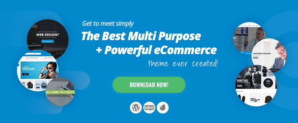 Porto Ultimate WordPress eCommerce Theme