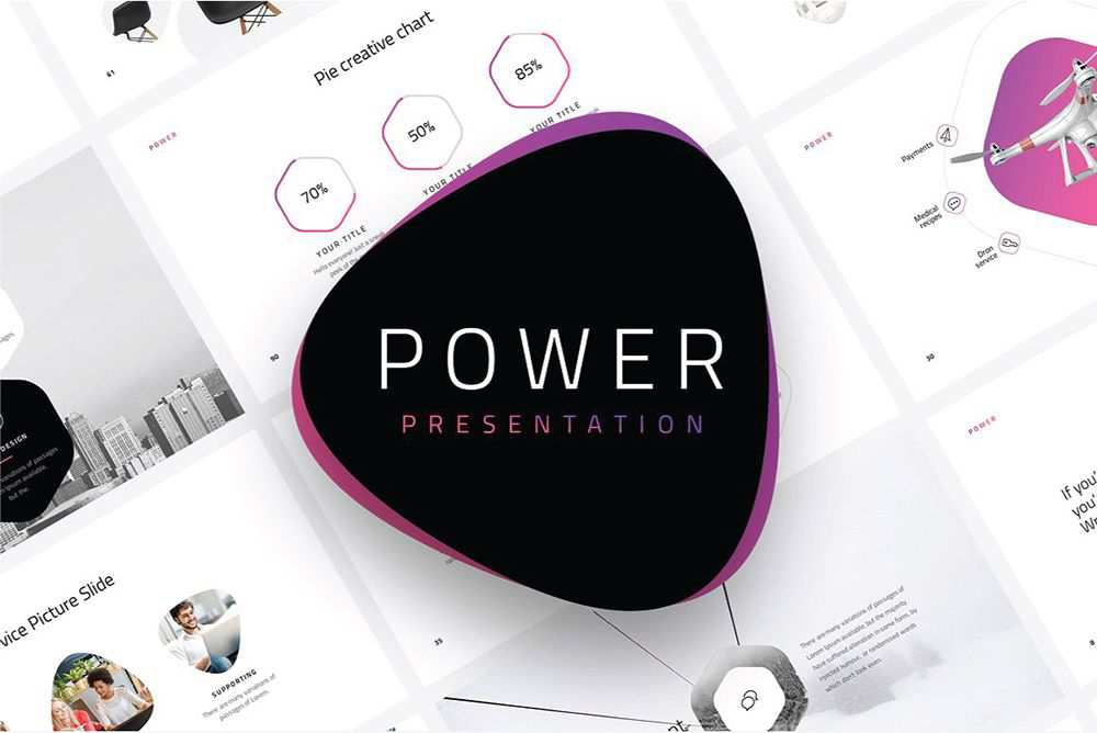 The 20 Best Free Powerpoint Templates for Creatives 2019