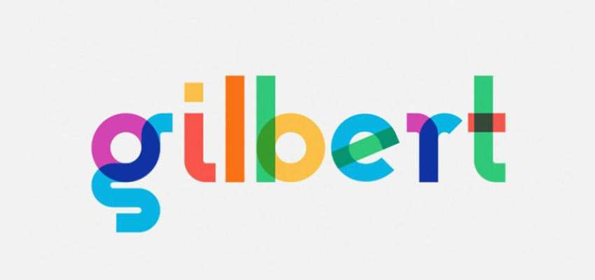 Gilbert Free Animated Typeface