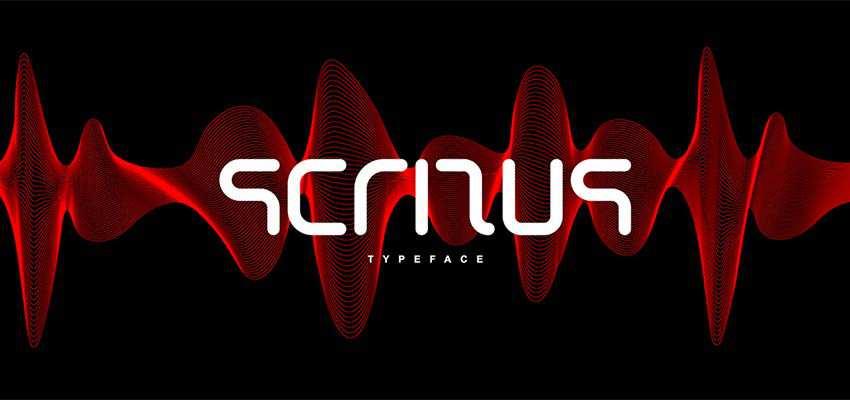 Scritus Typeface
