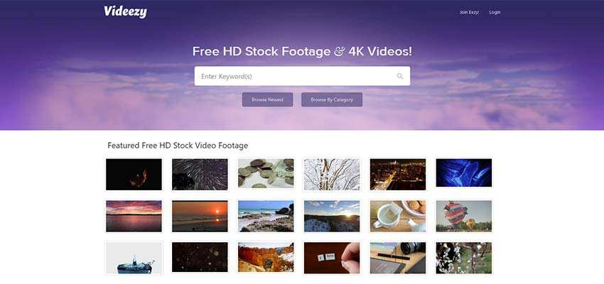 Free Stock Video Source HD 4K Videezy