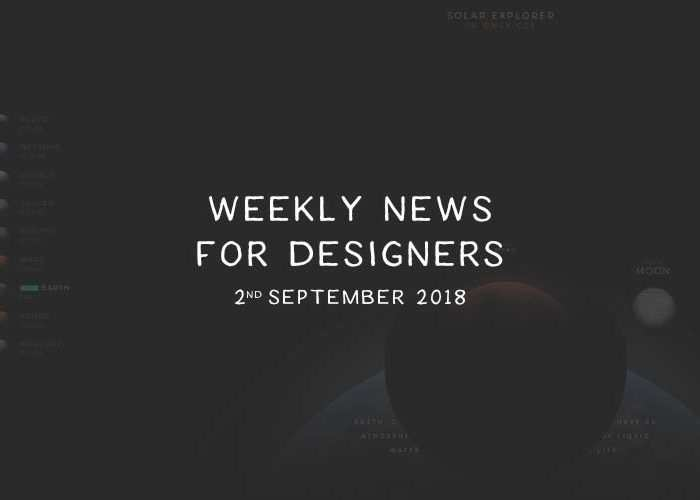 Weekly News for Designers № 452