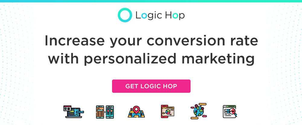 wordpress resources tools Logic Hop - Personalized Marketing for WordPress