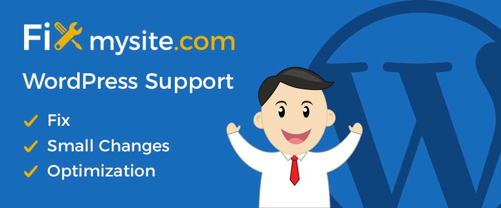 wordpress resources tools Fixmysite.com
