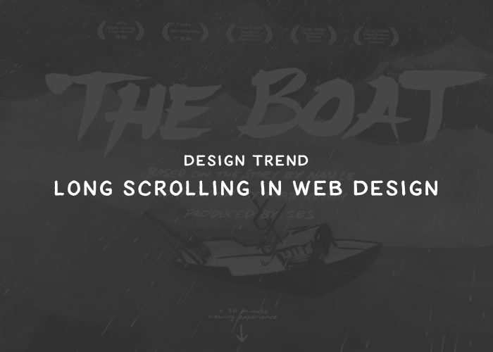 Exploring the Long Scrolling Web Design Trend