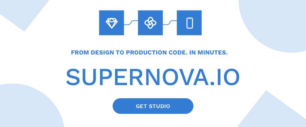 Supernova prototyping tools app wireframe prototype mockup application