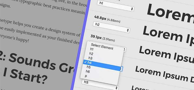 A better way to create typography design systems